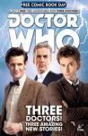 Dr Who Special 2015 FCBD  (Limit 2 Free Comics)