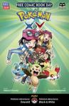 Pokemon 2015 FCBD  (Limit 2 Free Comics)