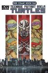Teenage Mutant Ninja Turtles 2015 FCBD  (2015 one shot)