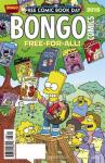 Bongo Free For All 2016 FCBD  (Limit 3 Free Comics)