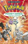 Perfect Square Pokemon Pocket Comics 2016 FCBD  (2016 one shot)