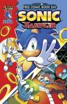 Sonic The Hedgehog Sampler 2016 FCBD  (Limit 3 Free Comics)