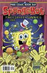 Spongebob Freestyle Funnies 2016 FCBD  (Limit 3 Free Comics)