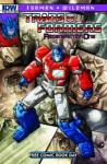 Transformers Regeneration One FCBD (2012 one shot)