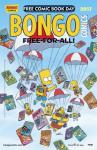 Bongo Comics Free For All 2017 FCBD (Limit 3 Free Comics)