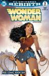 Wonder Woman 2017 FCBD (Limit 3 Free Comics)