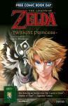Legend of Zelda Twilight Princess 2017 FCBD (Limit 3 Free Comics)