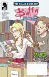 Buffy High School Plants vs Zombies 2017 FCBD (Limit 3 Free Comics)
