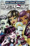 Monster High 2017 FCBD  (Limit 3 Free Comics)