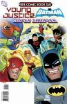 Young Justice Batman Sampler 2011 FCBD