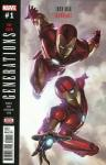 Generations Iron Man and Ironheart (2017 one shot)
