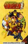 X-Men Origin of Generation X TPB