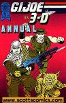 GI Joe in 3-D Annual (Blackthorne)