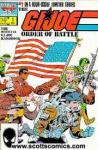 GI Joe Order of Battle (1986 mini series)