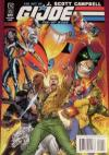 GI Joe J Scott Campbell Pin Up Book (IDW) (2009 one shot)