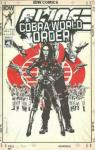 GI Joe Cobra World Order Prelude (2015 one shot)