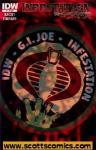 GI Joe Infestation (2011 mini series)
