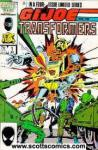 GI Joe and the Transformers (Marvel) (1987 mini series)