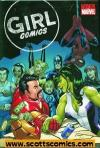 Girl Comics Hardcover