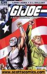 GI Joe A Real American Hero (2010 IDW)