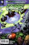 Green Lantern Corps Annual (3rd series)