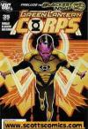 Green Lantern Corps (2006 2nd series)