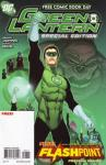 Green Lantern Flashpoint Special FCBD (2011 one shot)