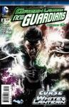 Green Lantern New Guardians Annual (2011-present)