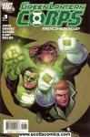 Green Lantern Corps Recharge (2005 mini series)