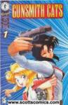 Gunsmith Cats (Dark Horse) (Mature Readers)