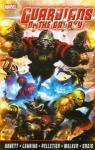 Guardians of the Galaxy By Abbnet and Lanning Complete Collection TPB
