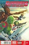 Guardians of the Galaxy Tomorrows Avengers (2013 one shot)