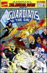 Guardians of the Galaxy (1990-1995 1st series) Annual