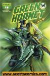 Green Hornet FCBD (2010 one shot)