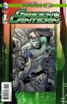 Green Lantern Futures End (2014 one shot)