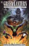 Green Lantern Traitor TPB