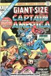 Giant-Size Captain America (1975)