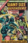 Giant-Size Defenders (1974 - 1975)