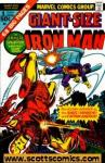 Giant-Size Iron Man (1975)
