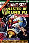 Giant-Size Master of Kung Fu (1974 - 1975)