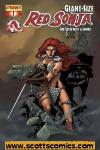 Giant Sized Red Sonja (2007 one shot)