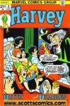 Harvey (1970-1972 Marvel)