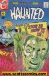 Haunted (Baron Weirwulf) (1971-1984)