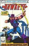 Hawkeye (1983 mini series)