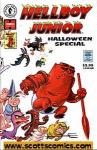 Hellboy Jr Halloween Special (1997 one shot)