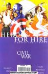 Heroes For Hire (2006 2nd series)