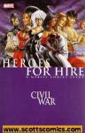 Heroes For Hire Civil War TPB