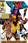 Heroes For Hope Starring the X-Men (1985 one shot)