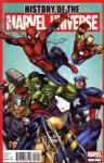 History of the Marvel Universe (2012 one shot)