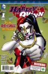 Harley Quinn (2014 2nd series) Annual